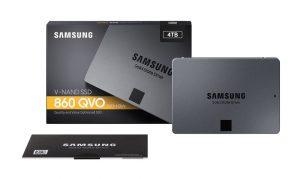 Samsung SSD 860 QVO