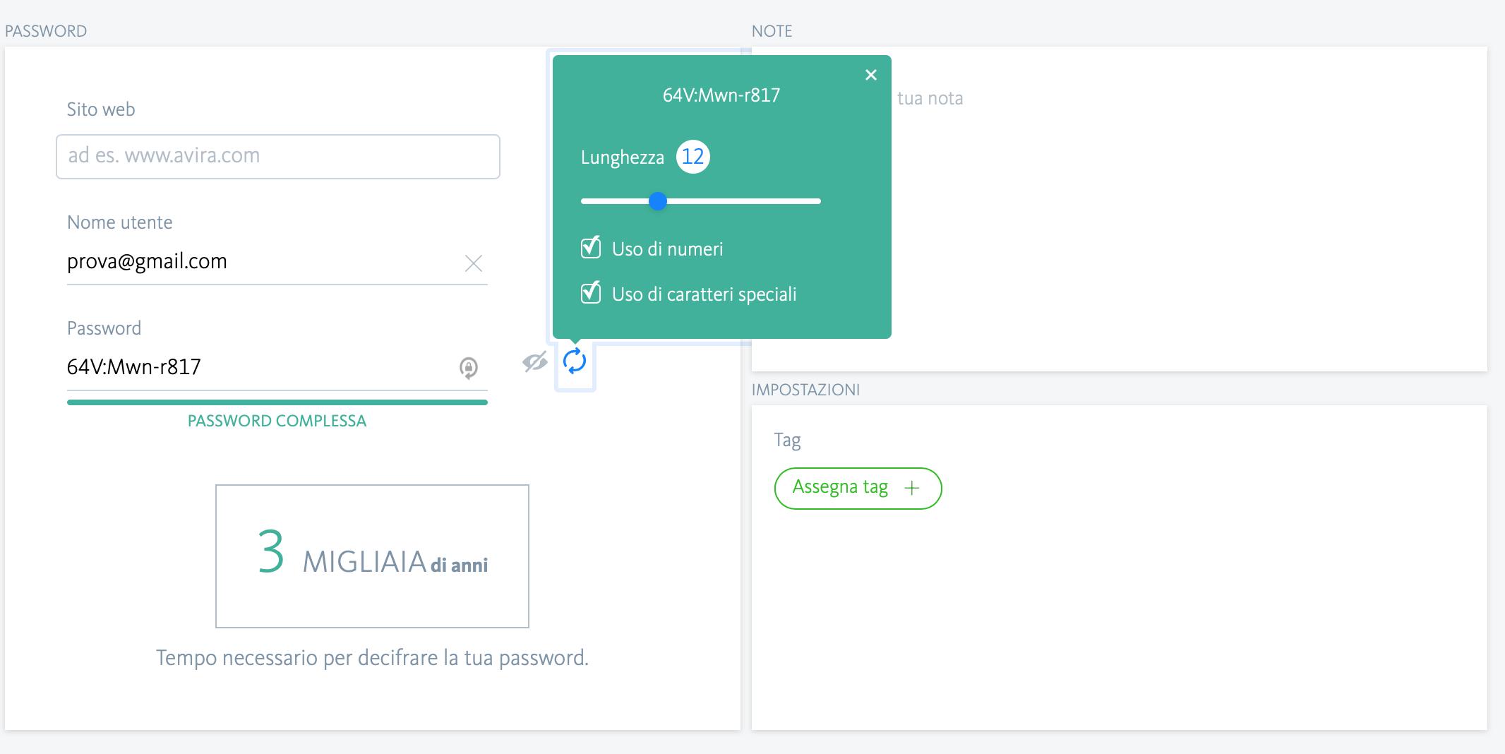 Recensione Avira Password Manager Pro, potete benissimo scordarvi tutte le password 1