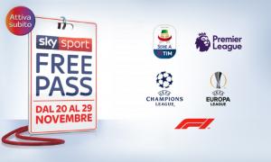 Sky Sport Free Pass