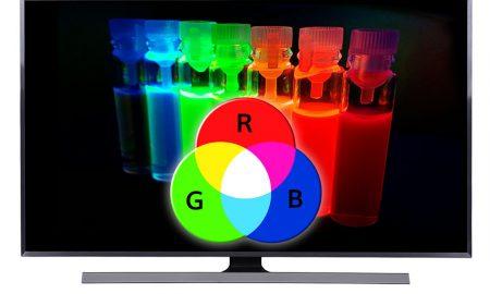 Smart TV Samsung Quantum Dot-OLED QD-OLED