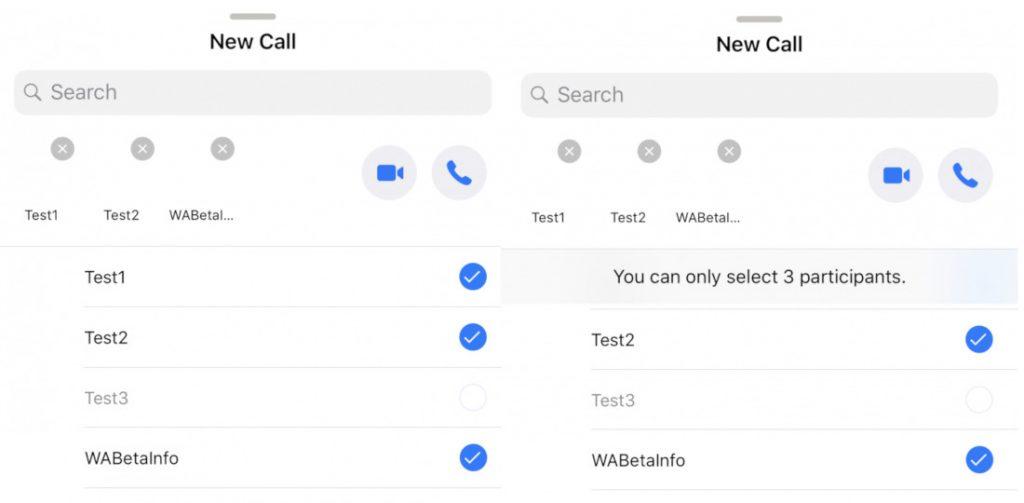 WhatsApp Beta per iOS permette di visionare i video dalle notifiche 1