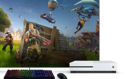 Xbox One tastiera Fortnite