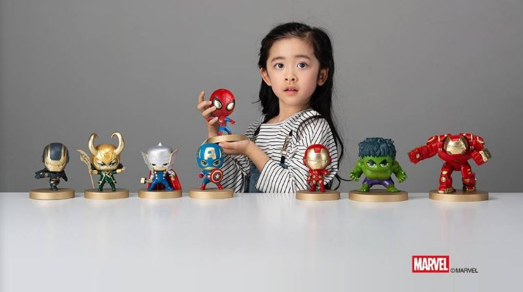 Xiaomi Action Figure Marvel