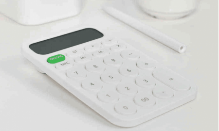 Xiaomi MiiiW Calculator calcolatrice