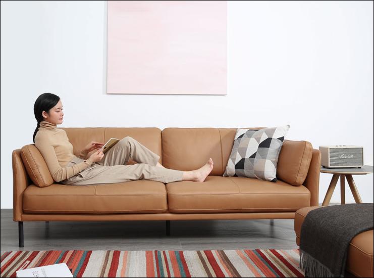 Da Xiaomi arriva anche un divano in pelle pensato per resistere fino a 10 anni 1