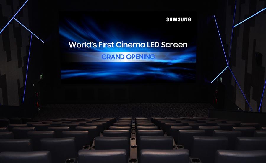In via di definizione la tecnologia del cinema HDR 1