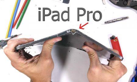 iPad Pro #bendgate