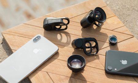iPhone XS, XS Max e iPhone XR Olloclip