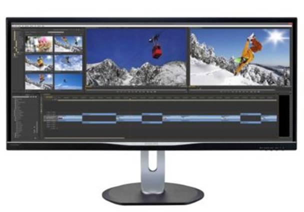 """Philips lancia un super monitor da 34"""" Ultra Wide 21:9 con risoluzione Quad HD a 480 euro 1"""