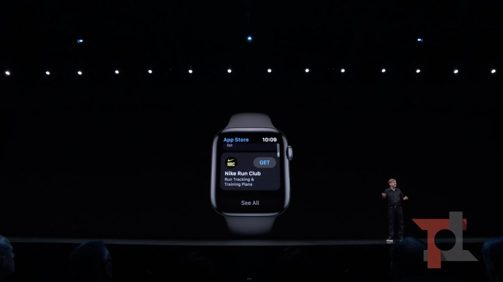 watchOS 6 è ufficiale: nuove watchface, App Store e funzionalità 3