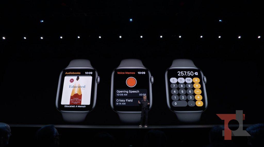 watchOS 6 è ufficiale: nuove watchface, App Store e funzionalità 2