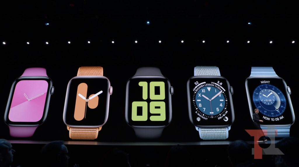 watchOS 6 è ufficiale: nuove watchface, App Store e funzionalità 1