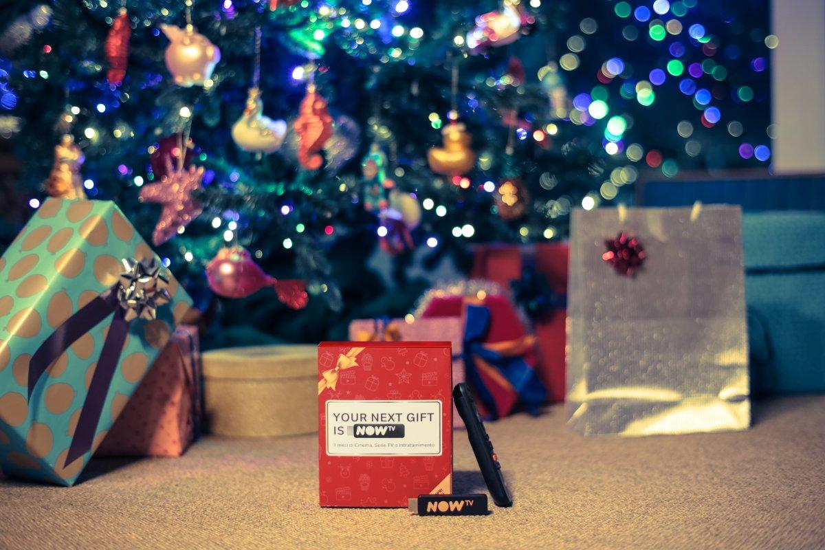 La migliore offerta di Now TV per Natale 2018 1