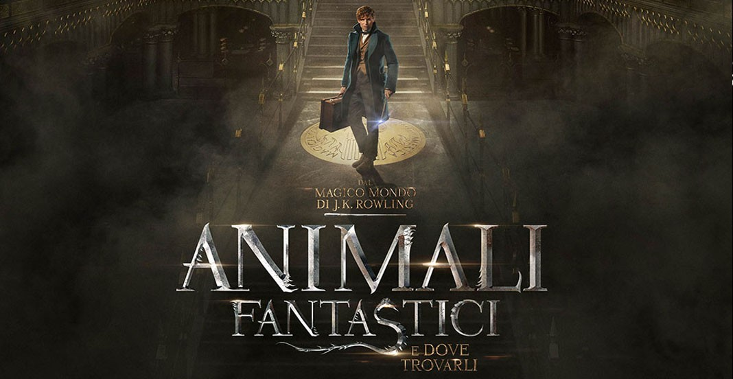 Animali fantastici e dove trovarli - Infinity TV gennaio 2019