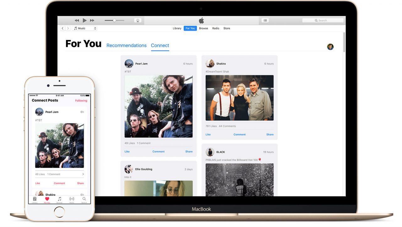 Apple Music Connect ha le ore contate: chiusura definitiva nel 2019 1