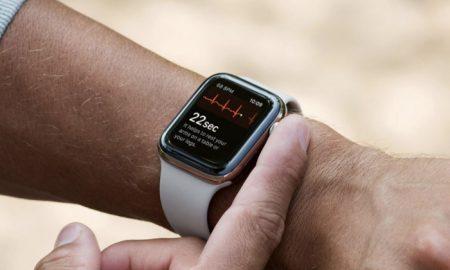 Apple Watch Series 4 ECG watchOS 5.2