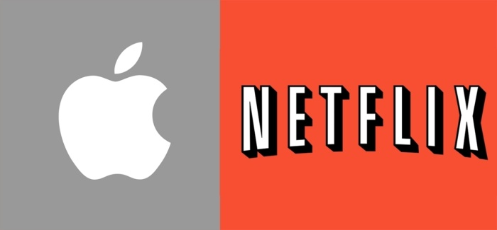 Apple servizio di streaming concorrente Netflix