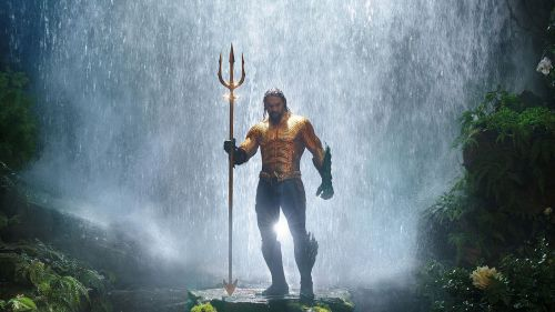 Aquaman Infinity TV