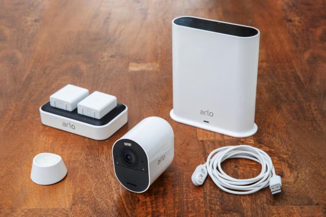 Arlo Ultra porta la videosorveglianza a un altro livello con supporto al 4K 1