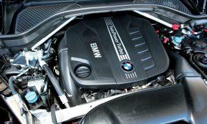 BMW auto diesel
