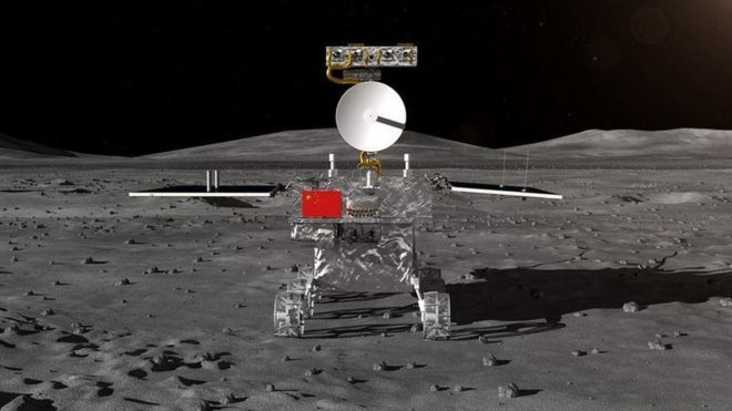 Chang'e 4 missione lunare Cina