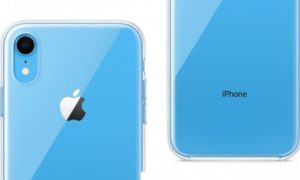 Cover ufficiale iPhone XR