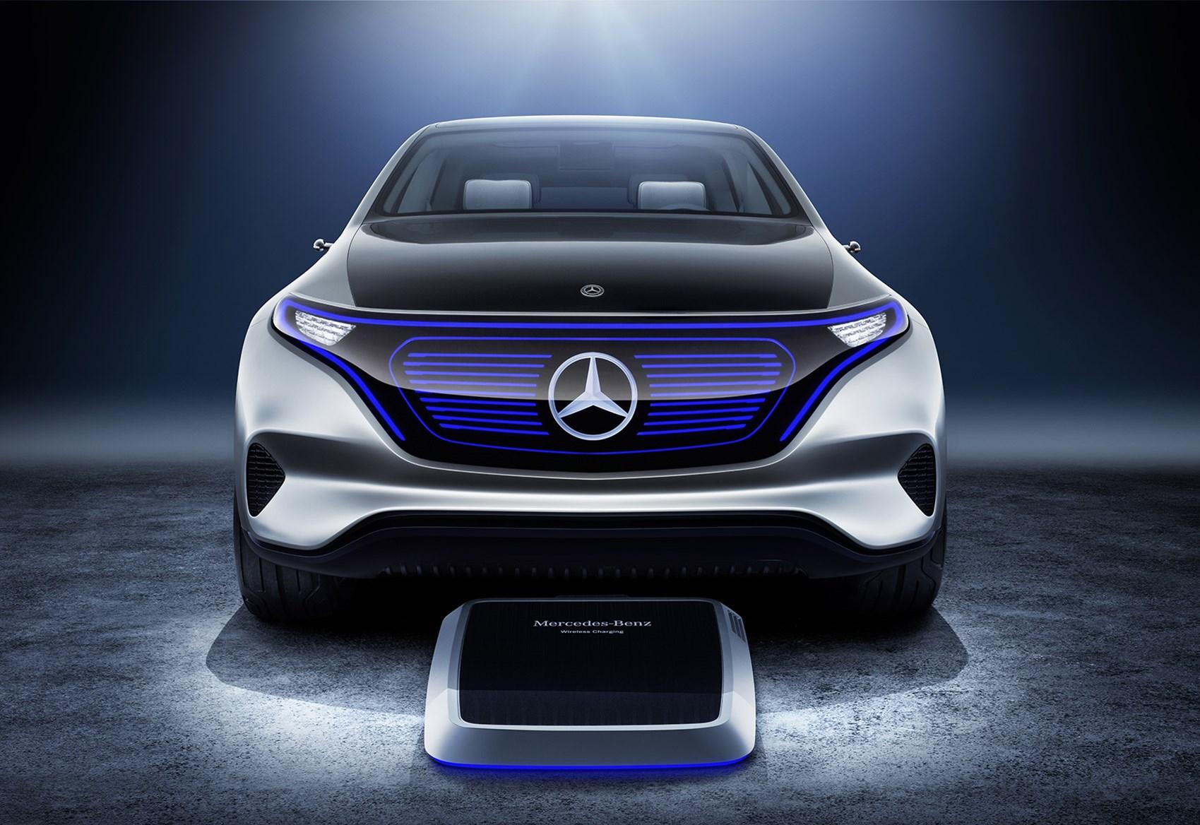 EQ Mercedes-Benz