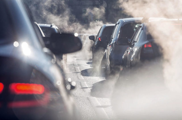 Ecotassa inquinamento auto