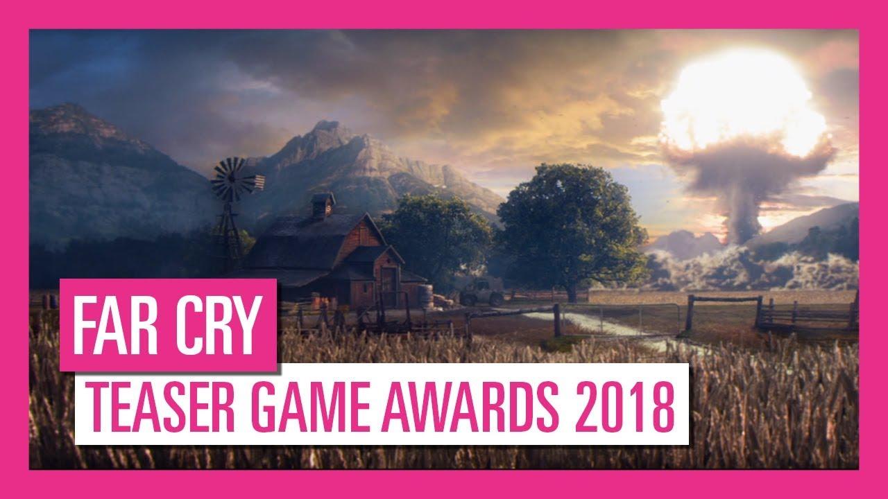Far Cry Game Awards 2018