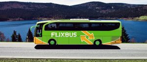 FlixBus Apple Pay