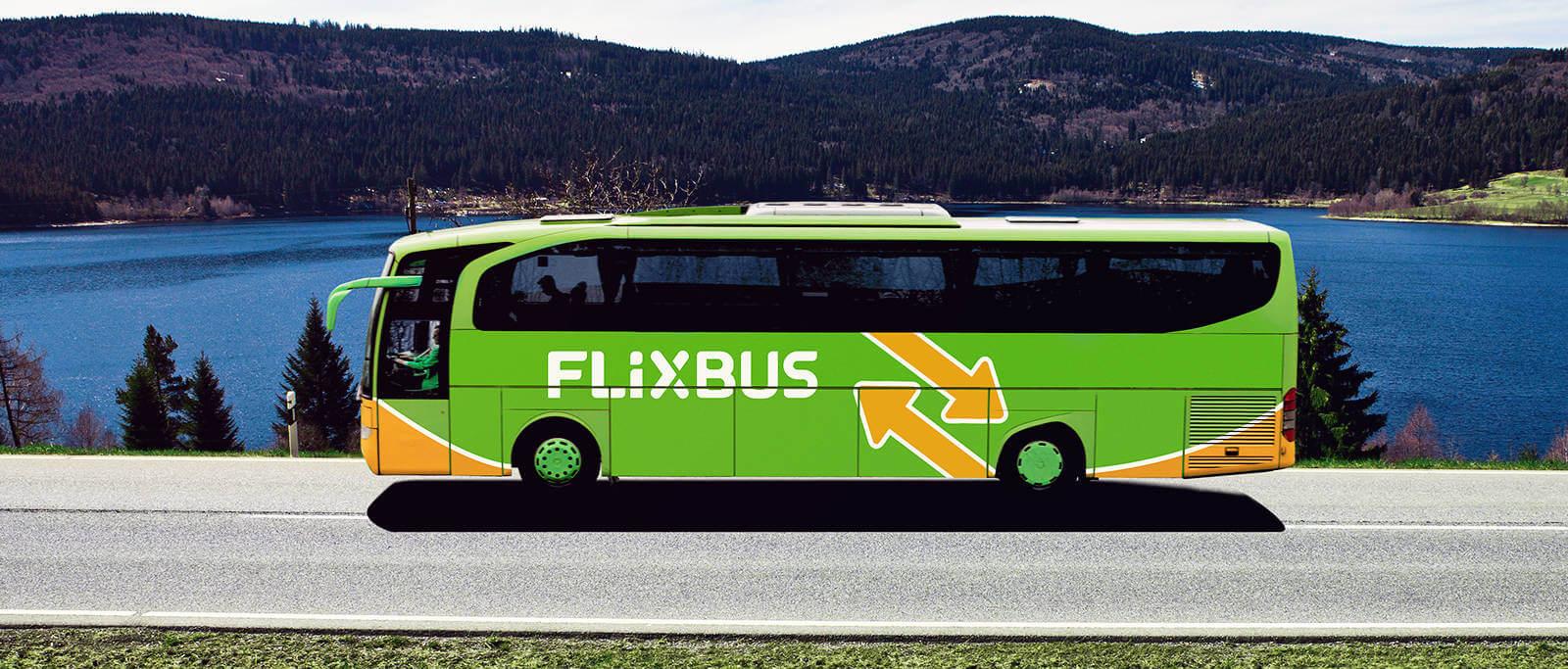 FlixBus Apple Pay