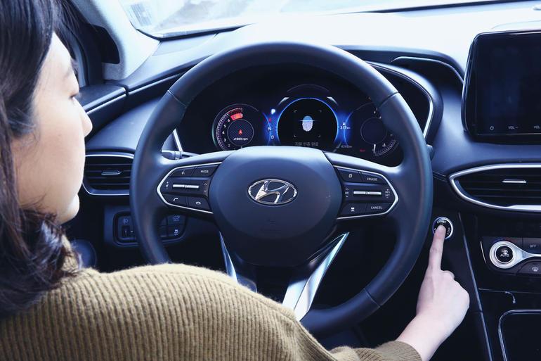 Hyundai sensore di impronte digitali