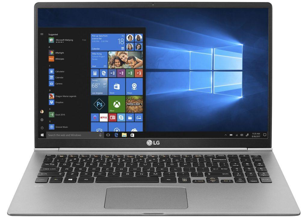 Prime informazioni sugli LG Gram 2019 fra laptop da 14 e 17 pollici e 2-in-1 2