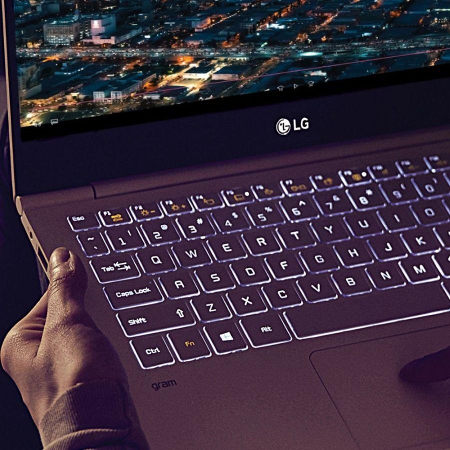 LG Gram 17 è ufficiale come il laptop da 17 pollici più leggero di sempre 4