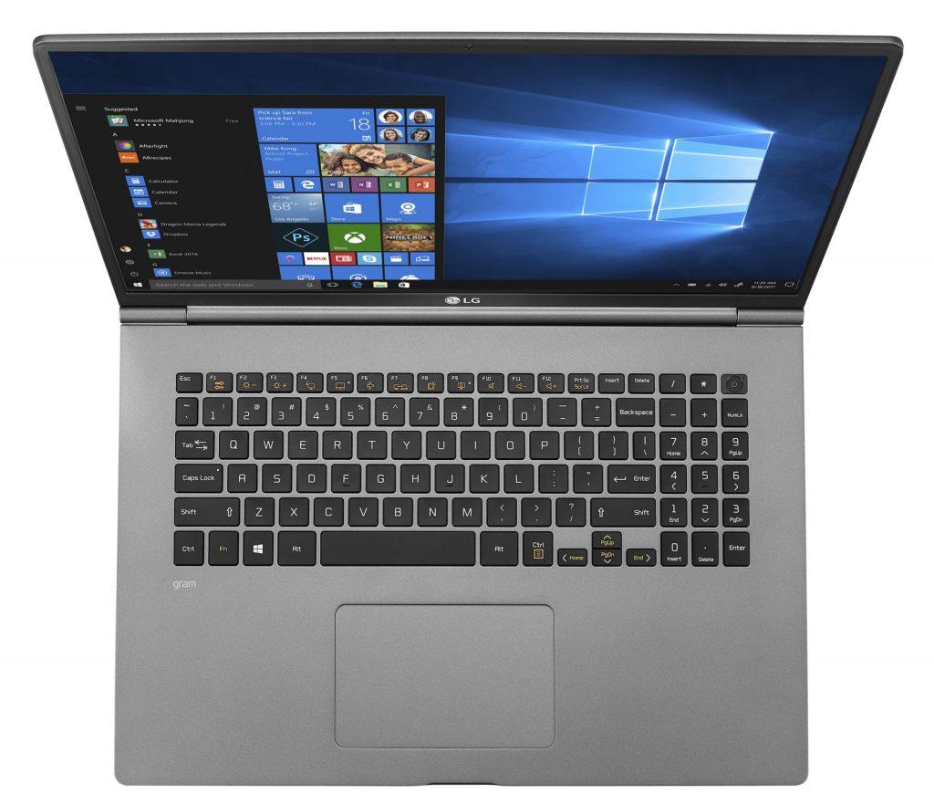 Prime informazioni sugli LG Gram 2019 fra laptop da 14 e 17 pollici e 2-in-1 1