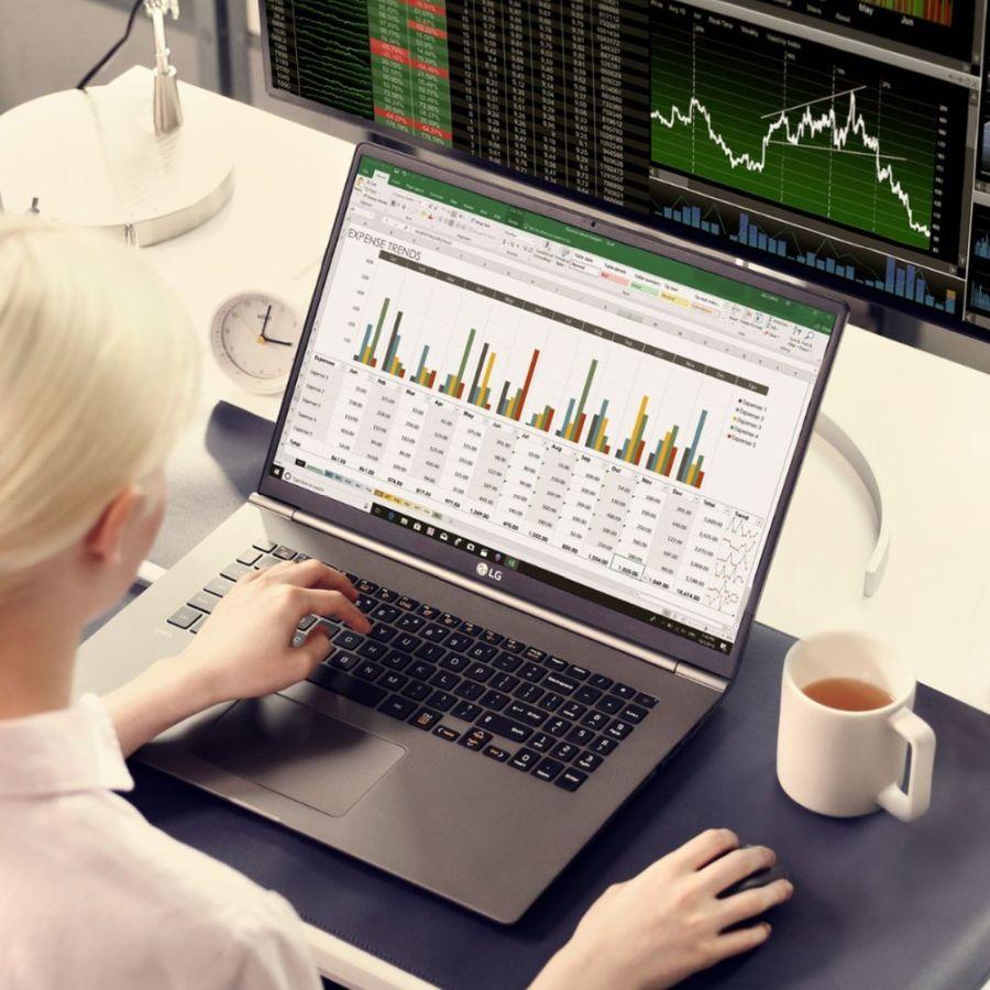 LG Gram 17 è ufficiale come il laptop da 17 pollici più leggero di sempre 1