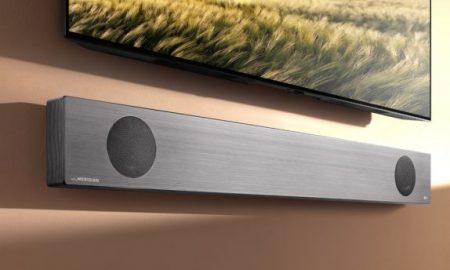 LG Soundbar Google Assistant Dolby Atmos