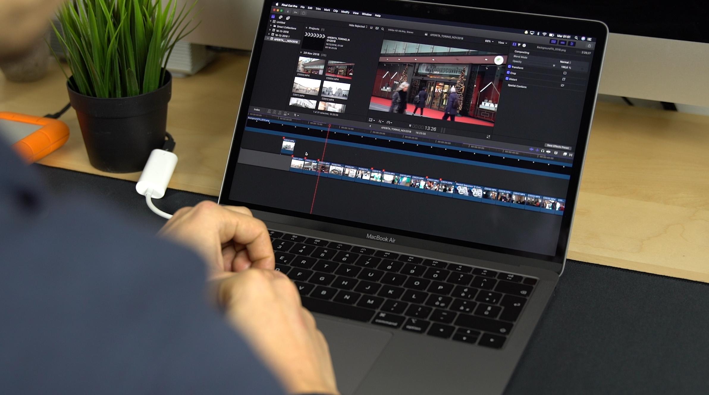 Recensione MacBook Air (2018): può sostituire un MacBook Pro 13? 4