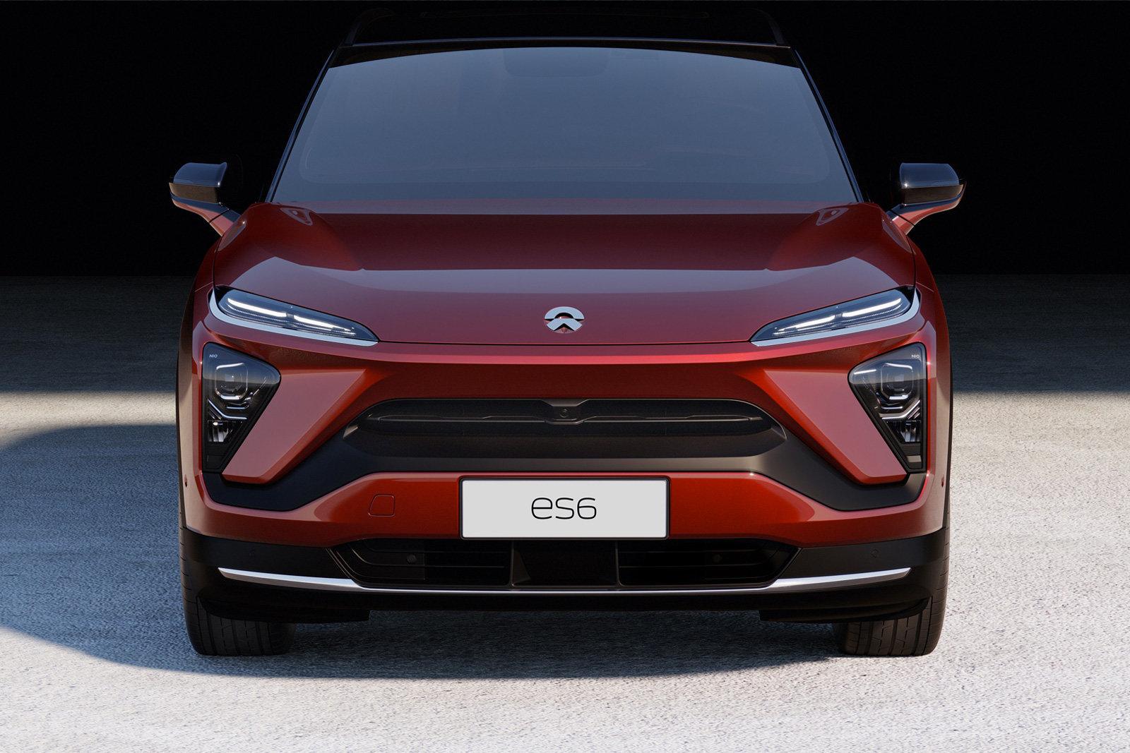 Nio ES6 SUV elettrico