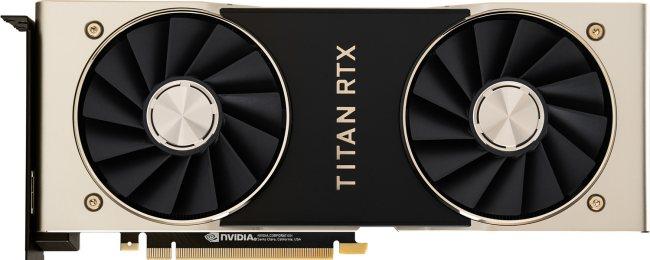 Nvidia GeForce Titan RTX ufficiale con 16,31 TeraFLOPS di pura potenza 1