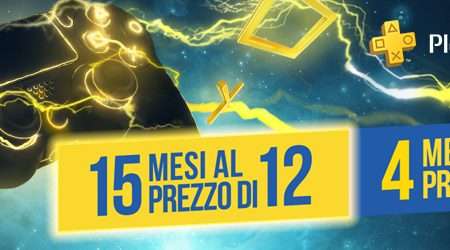 Offerta PlayStation Plus