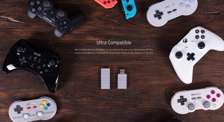 PlayStation Classic ora supporta i controller wireless... Ma non grazie a Sony 1