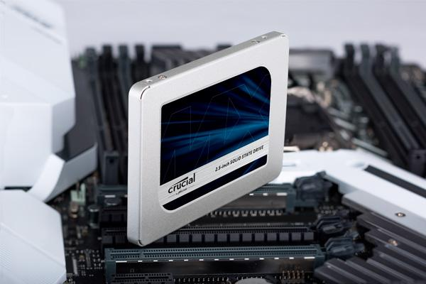 SSD Crucial MX500