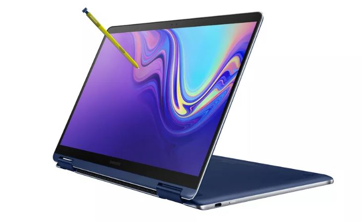 Samsung Notebook 9 Pen 15,6 pollici