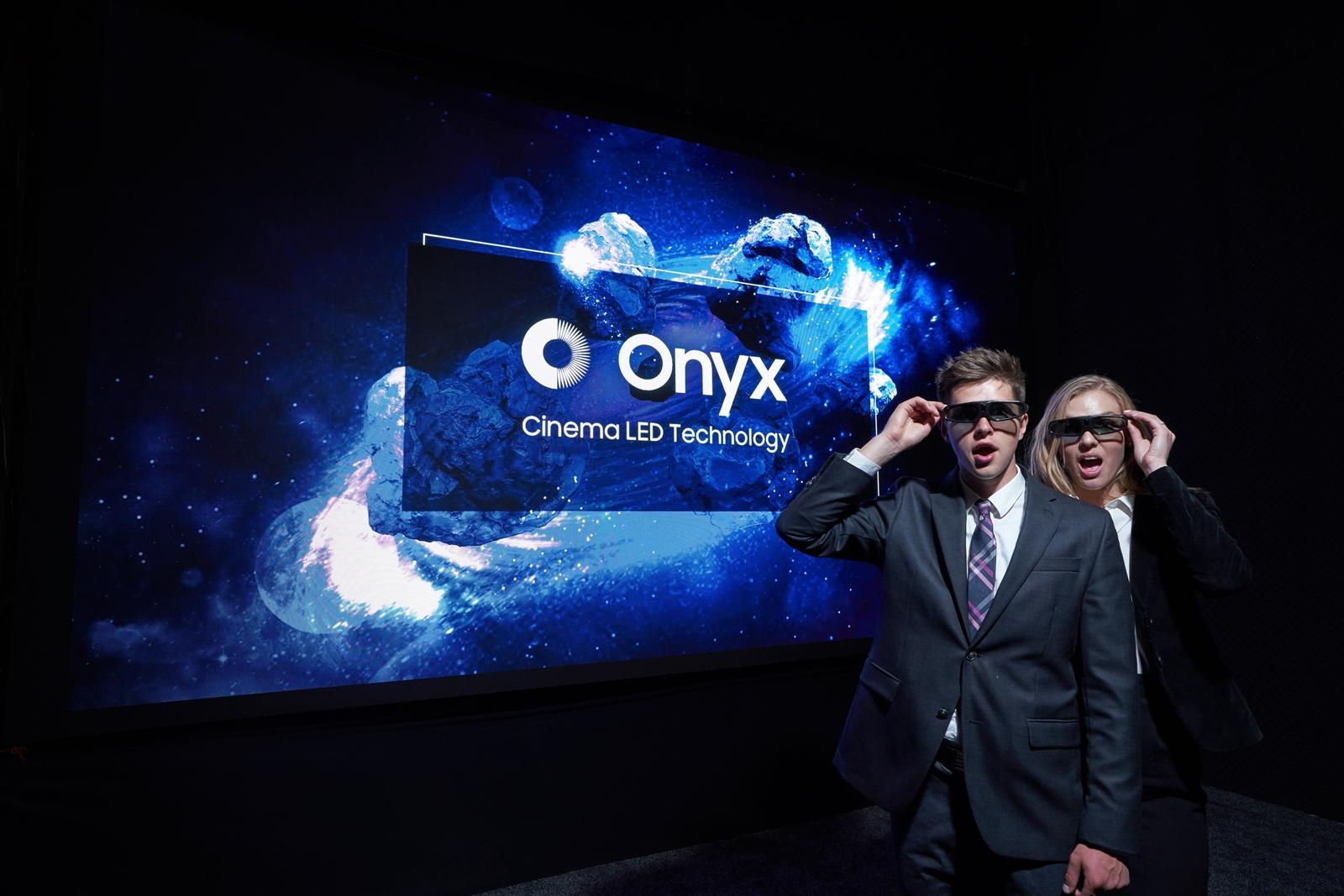 Samsung annuncia il più grande Onyx Cinema LED a Pechino 1