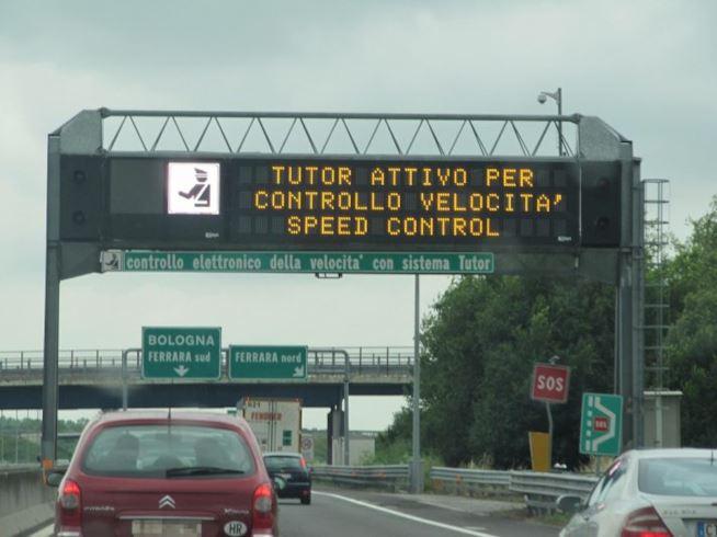 Sicve PM tutor autostradali Italia
