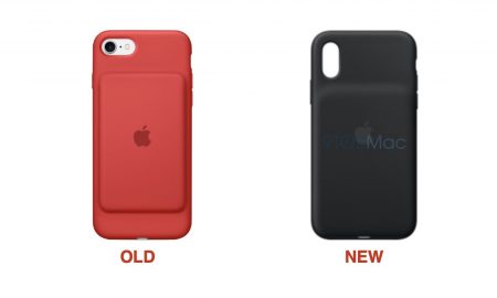 Smart Battery Case per iPhone XS, XS Max e XR