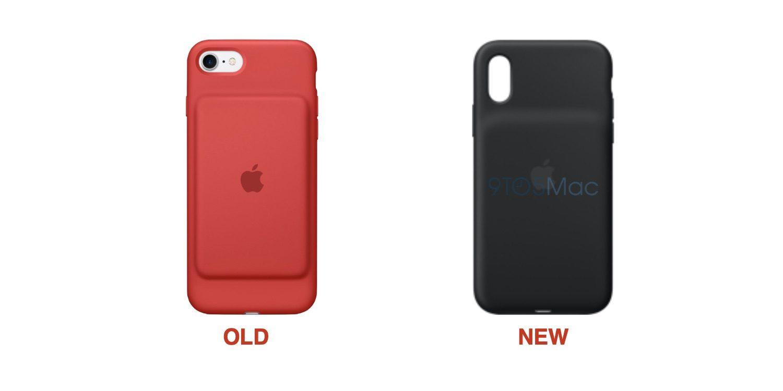 Smart Battery Case per iPhone XS, XS Max e XR