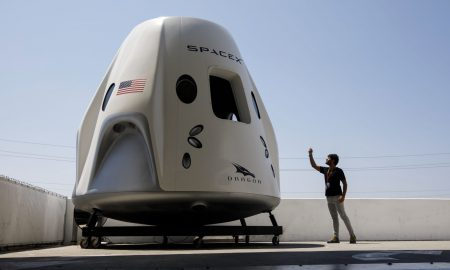 SpaceX-Dragon-capsula