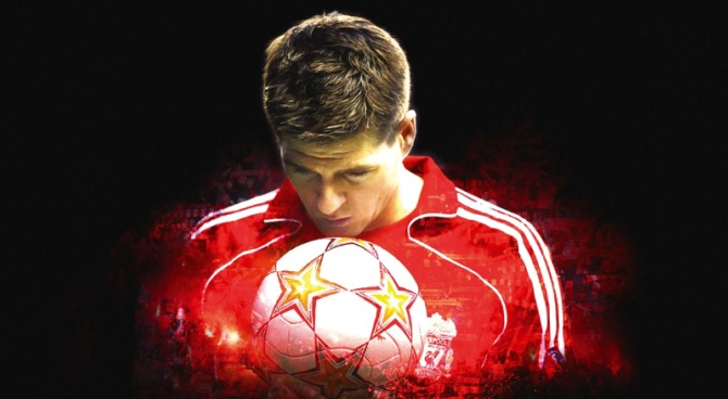 Steven Gerrard Make us Dream Amazon Prime Video